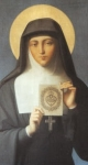 SANTA MARGARITA MARÍA ALACOQUE Y  LAS PROMESAS DEL SAGRADO CORAZÓN DE JESÚS